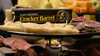 Cracker Barrel TV Spot, 'Party Cheese Judges' - Thumbnail 8