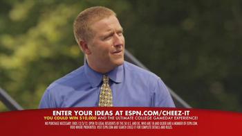 Cheez-It Future of Fandom Contest TV Spot, 'Fan Scope'  - Thumbnail 9