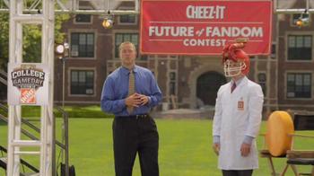 Cheez-It Future of Fandom Contest TV Spot, 'Fan Scope'  - Thumbnail 3