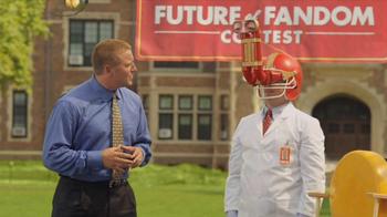 Cheez-It Future of Fandom Contest TV Spot, 'Fan Scope'  - Thumbnail 8