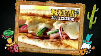Subway Western Egg and Cheese TV Spot, 'December $5-Footlong' - Thumbnail 5