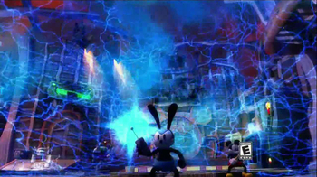Disney Epic Mickey 2: The Power of Two TV Spot, 'The Next Chapter' - Thumbnail 3
