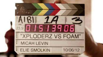 Xploderz TV Spot, 'Independent Film Crew'