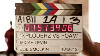 Xploderz TV Spot, 'Independent Film Crew'