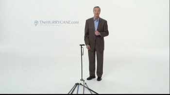 The HurryCane TV Spot, 'Promo Code'