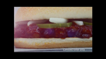McDonald's McRib TV Spot, 'Irresistible' - Thumbnail 4