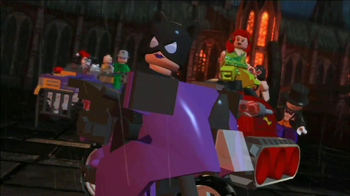 LEGO Batman 2: DC Super Heroes TV Spot - Thumbnail 5