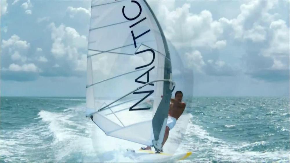 Nautica Aqua Rush TV Commercial, 'Live For the Thrill'