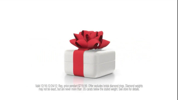 Kmart TV Spot 'Heart Pendant Eggnog Drop' Song Asia Bryant - Thumbnail 3