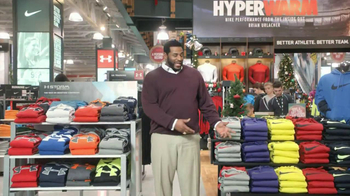 Dick's Sporting Goods TV Spot, 'Gifts to Get Better' Feauring Jerome Bettis - Thumbnail 3