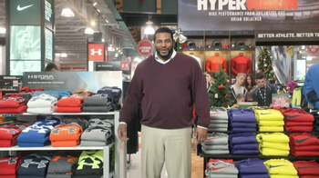 Dick's Sporting Goods TV Spot, 'Gifts to Get Better' Feauring Jerome Bettis - Thumbnail 4