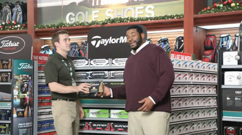 Dick's Sporting Goods TV Spot, 'Gifts to Get Better' Feauring Jerome Bettis - Thumbnail 8