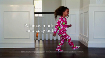 Carter\'s TV Spot, \'Things You Can Count On: Pajamas\'