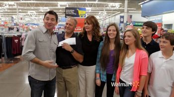 Walmart TV Spot, 'Low Price Gurantee: The Simmons Family'