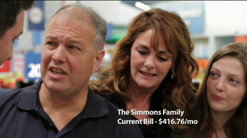 Walmart TV Spot, 'Low Price Gurantee: The Simmons Family'  - Thumbnail 2