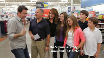 Walmart TV Spot, 'Low Price Gurantee: The Simmons Family'  - Thumbnail 3