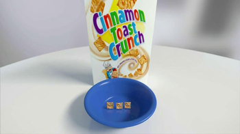 Cinnamon Toast Crunch TV Spot, 'Crazy Squares' - Thumbnail 1