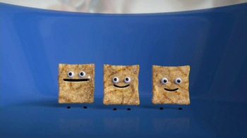 Cinnamon Toast Crunch TV Spot, 'Crazy Squares' - Thumbnail 2