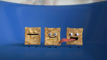 Cinnamon Toast Crunch TV Spot, 'Crazy Squares' - Thumbnail 3