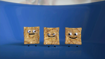 Cinnamon Toast Crunch TV Spot, 'Crazy Squares' - Thumbnail 4