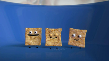 Cinnamon Toast Crunch TV Spot, 'Crazy Squares' - Thumbnail 5