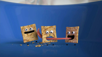Cinnamon Toast Crunch TV Spot, 'Crazy Squares'