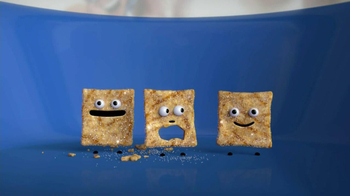Cinnamon Toast Crunch TV Spot, 'Crazy Squares' - Thumbnail 7