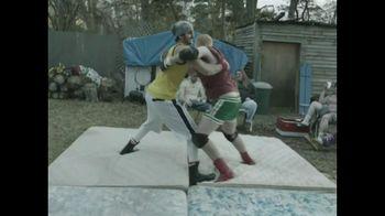 Foot Locker TV Spot, 'Backyard Wrestler' Featuring Ricky Rubio