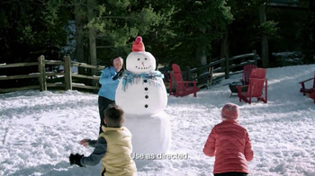 Claritin-D TV Spot, 'Sledding' - 1054 commercial airings