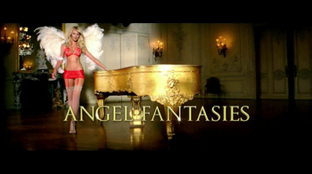 Victoria's Secret Angel Fantasies TV, Song by Ellie Goulding - 9 commercial airings