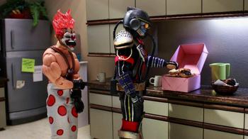 PlayStation All Stars TV Spot  'Robot Chicken' - Thumbnail 3