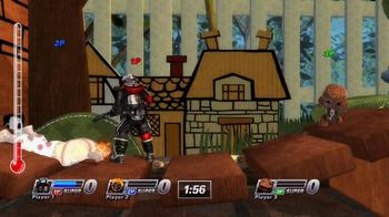 PlayStation All Stars TV Spot  'Robot Chicken' - Thumbnail 4