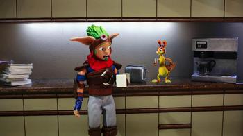 PlayStation All Stars TV Spot  'Robot Chicken' - Thumbnail 6