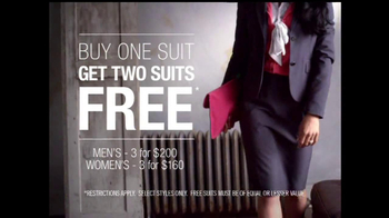 K&G Fashion Superstore TV Spot, 'Gift Getting' Featuring Blair Underwood - Thumbnail 7