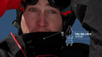The North Face TV Spot, 'Innovation' Featuring Tom Wallisch - Thumbnail 5