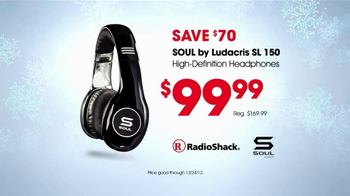 Radio Shack TV Spot, 'Last-Minute Gifts'  - Thumbnail 5