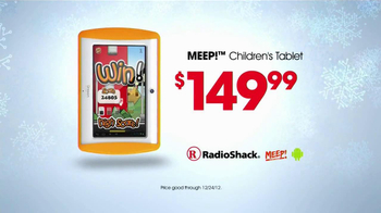 Radio Shack TV Spot, 'Last-Minute Gifts'  - Thumbnail 6