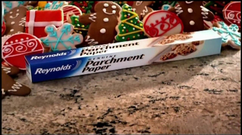 Reynolds Parchment Paper TV Spot, 'Gingerbread Cookies' - Thumbnail 10