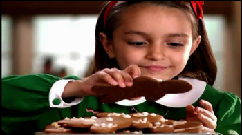 Reynolds Parchment Paper TV Spot, 'Gingerbread Cookies' - Thumbnail 9