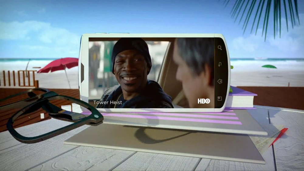 XFINITY TV Commercial, 'HBO Anywhere'