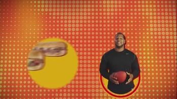 Subway Steak Melts TV Spot Feat. Michael Strahan, Ndamukong Suh - Thumbnail 1