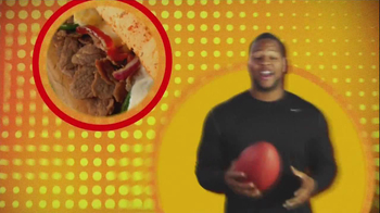 Subway Steak Melts TV Spot Feat. Michael Strahan, Ndamukong Suh - Thumbnail 10