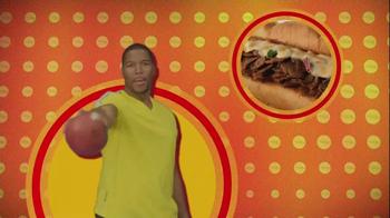 Subway Steak Melts TV Spot Feat. Michael Strahan, Ndamukong Suh - Thumbnail 3