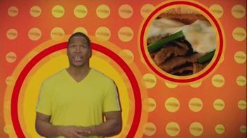 Subway Steak Melts TV Spot Feat. Michael Strahan, Ndamukong Suh - Thumbnail 9