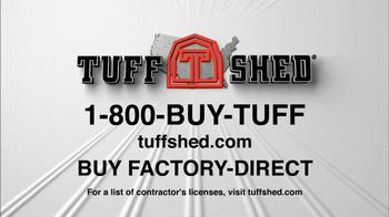 Tuff Shed TV Spot, 'Testimonials' - Thumbnail 7