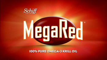 Mega Red Omega-3 Krill Oil TV Spot  - Thumbnail 4