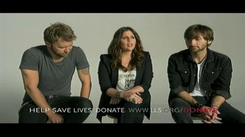 The Leukemia & Lymphoma Society TV Spot Featuring Lady Antebellum