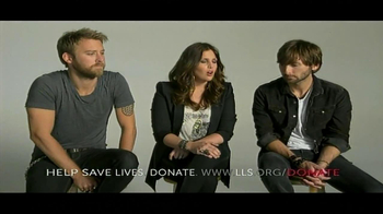 The Leukemia & Lymphoma Society TV Spot Featuring Lady Antebellum - Thumbnail 5
