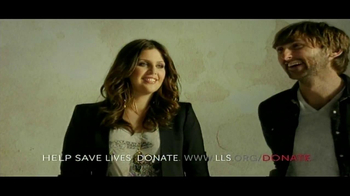 The Leukemia & Lymphoma Society TV Spot Featuring Lady Antebellum - Thumbnail 8