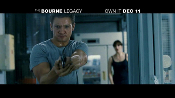 The Bourne Legacy Blu-Ray and DVD TV Spot